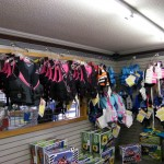 Womens and Infant Life Jackets