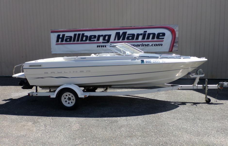 Bayliner Classic Capri Hallberg Marine